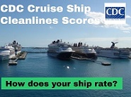 cdc cruise ship ratings