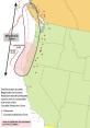 cascadia subduction zone map