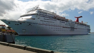 Carnival Fascination Cruise Ship Profile
