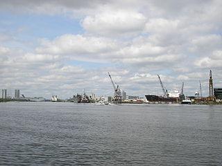 Port Of Tampa Florida