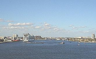 Port Everglades Fort Lauderdale Fl Profile