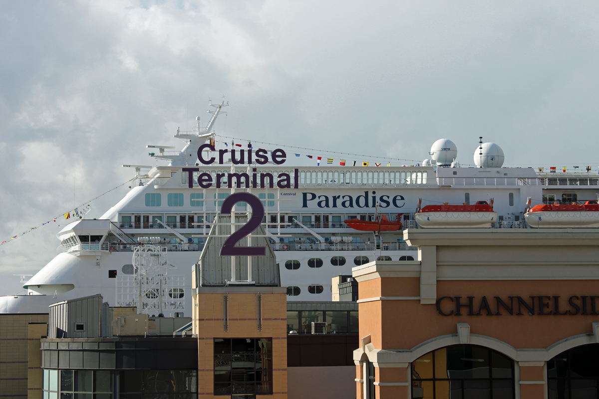 Port Of Tampa Florida - Parking at baltimore cruise ship terminal