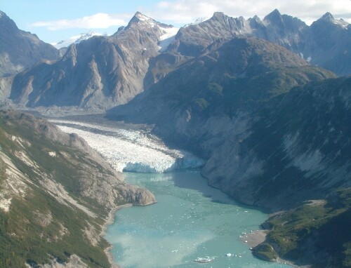 Glacier Bay Alaska Cruise Ship Port Of Call Profile