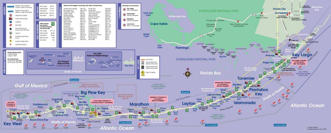 Key west cruise ship port of call profile florida keys map gumiabroncs Images