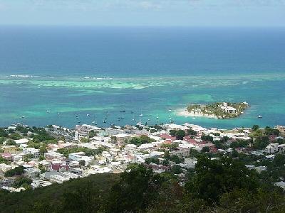 St Croix Usvi Cruise Ship Port Of Call Profile