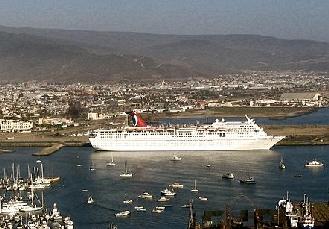Ensenada Mexico Cruise Ship Port Profile