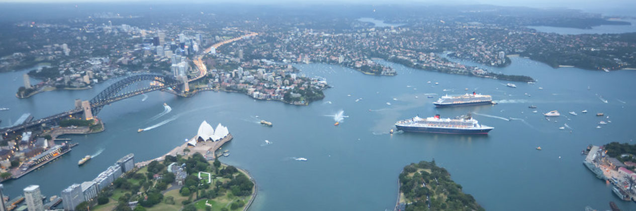 Sydney, Australia Cruise Ship Port of Call Profile