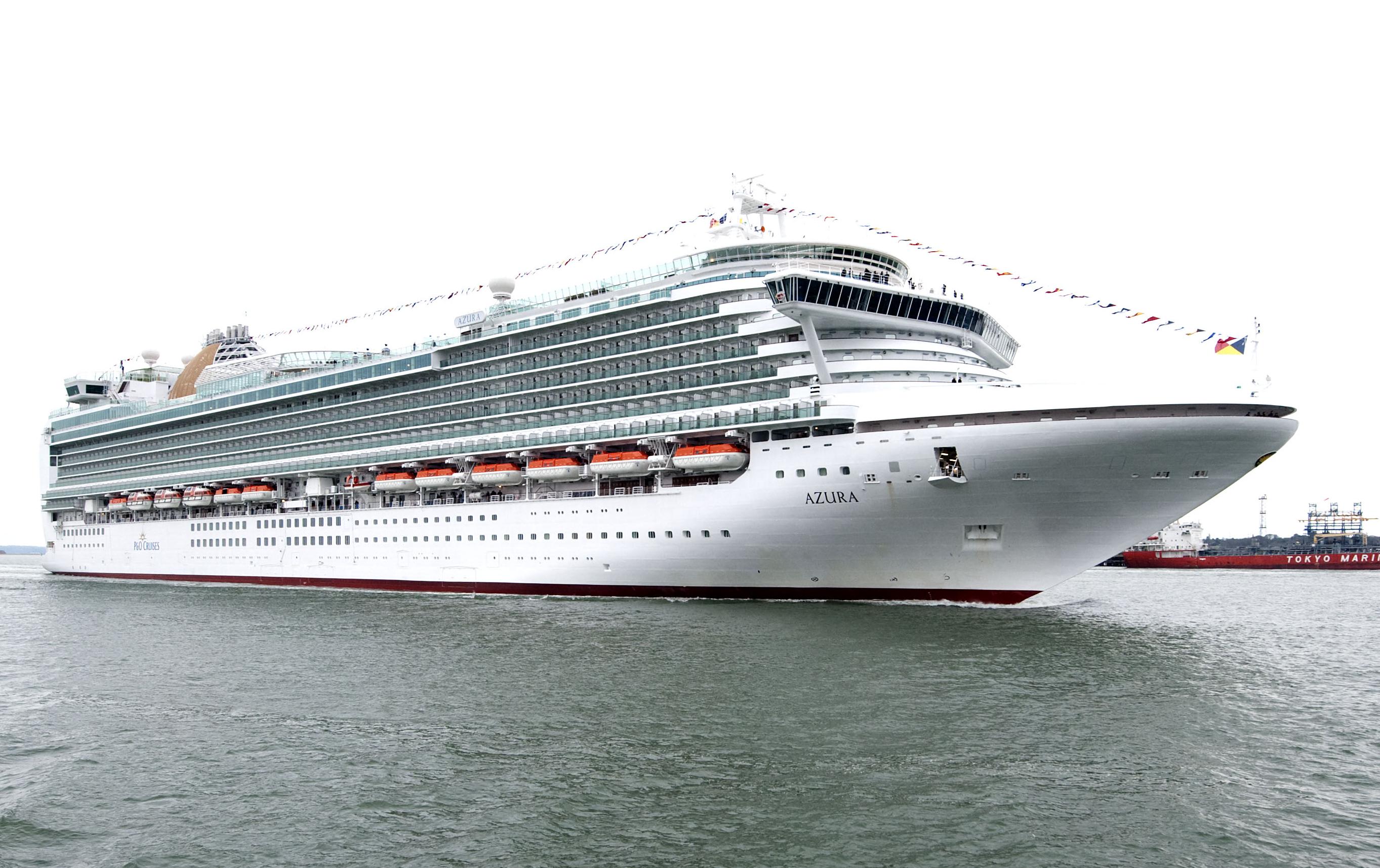 Pu0026O Cruises Azura Pu0026O Cruises MV Azura
