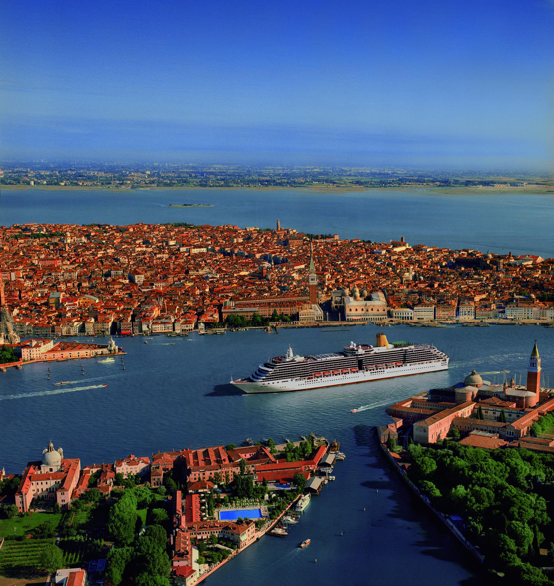 PO Cruises MV Arcadia