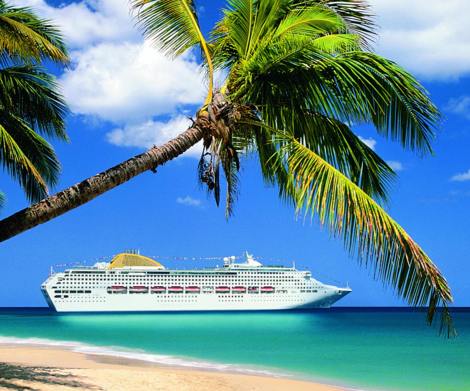 P Amp O Cruises Mv Oceana