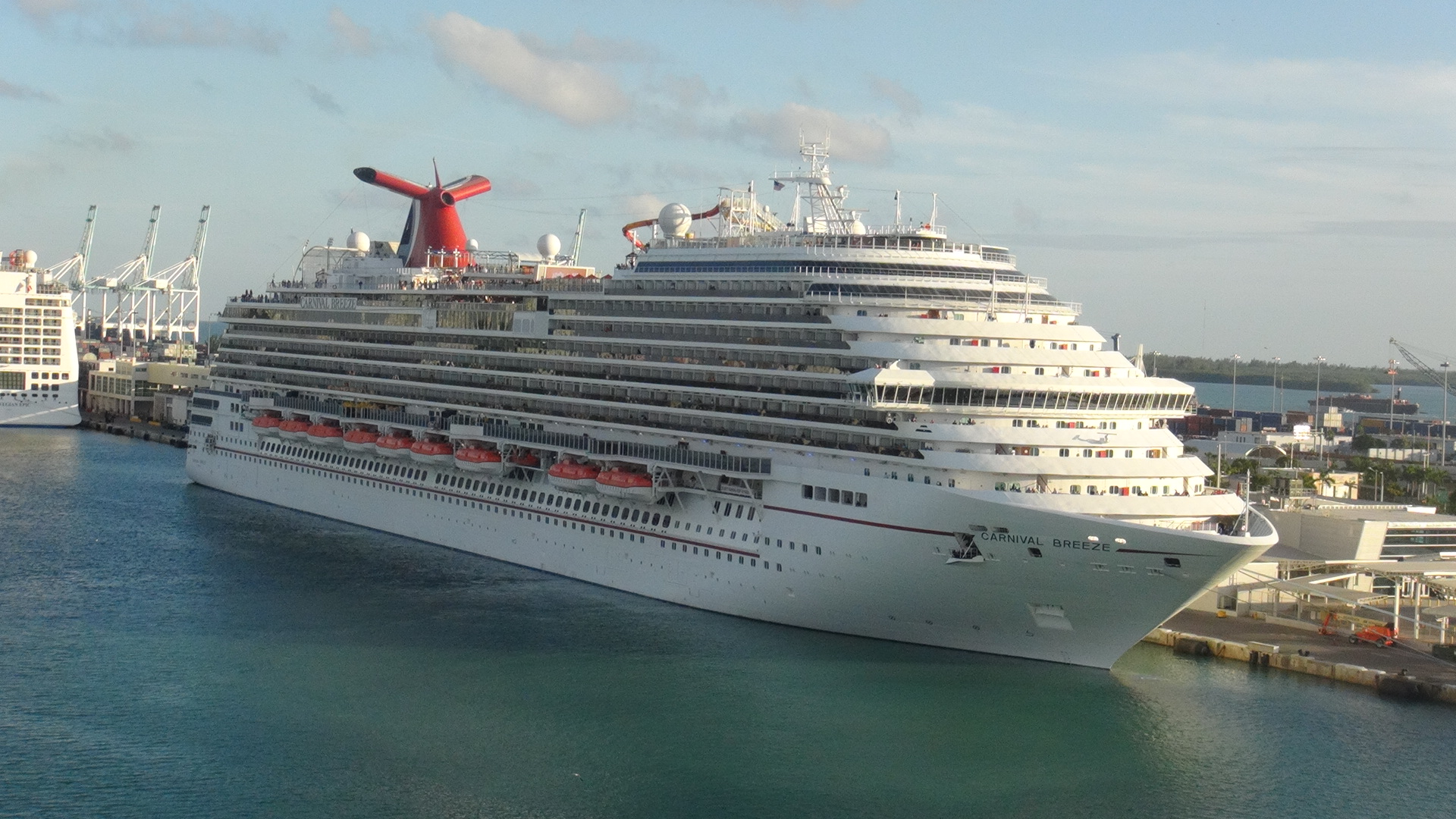 Carnival Magic Carnival Magic Cruise Ship Profile