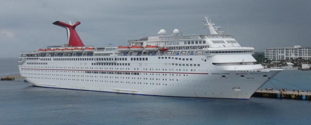 Carnival Elation Cruise Ship Profile