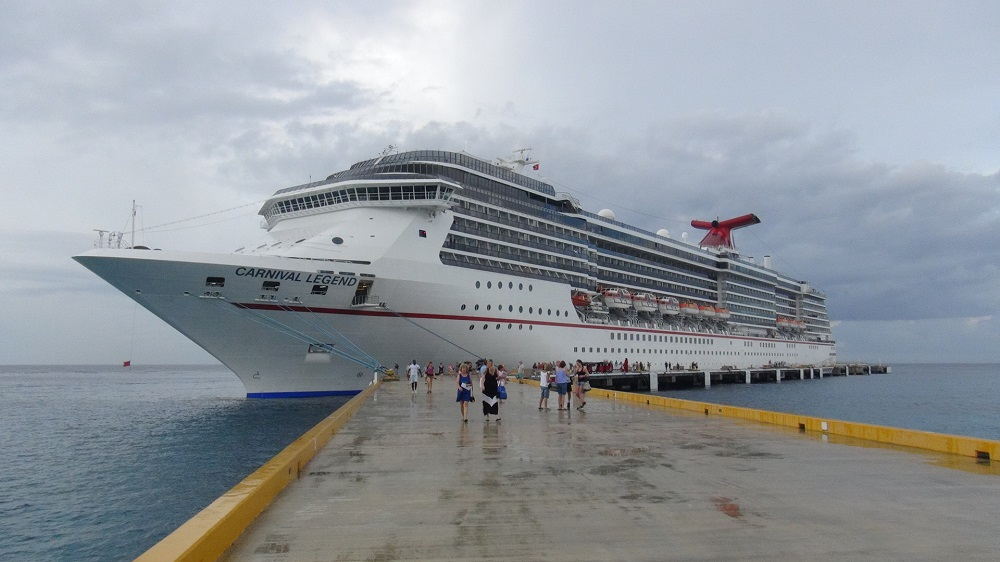 Carnival Legend Cruise Ship Profile
