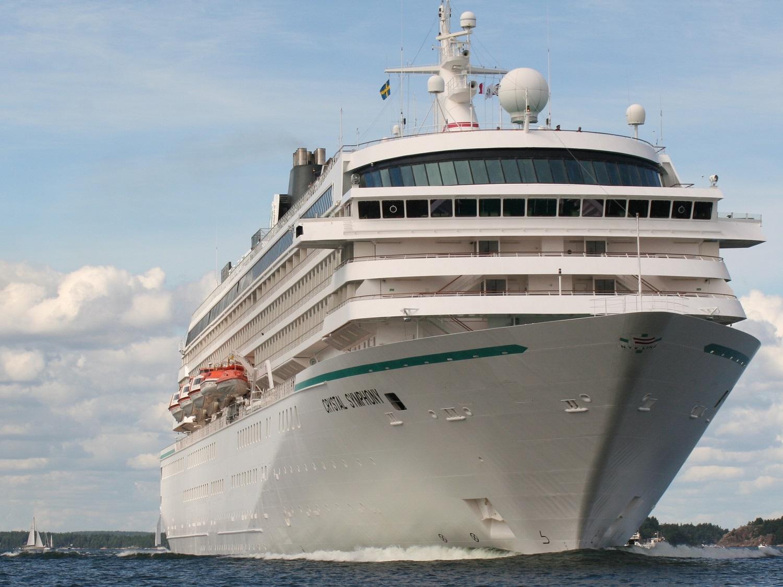 Crystal Symphony Cruise Ship Profile