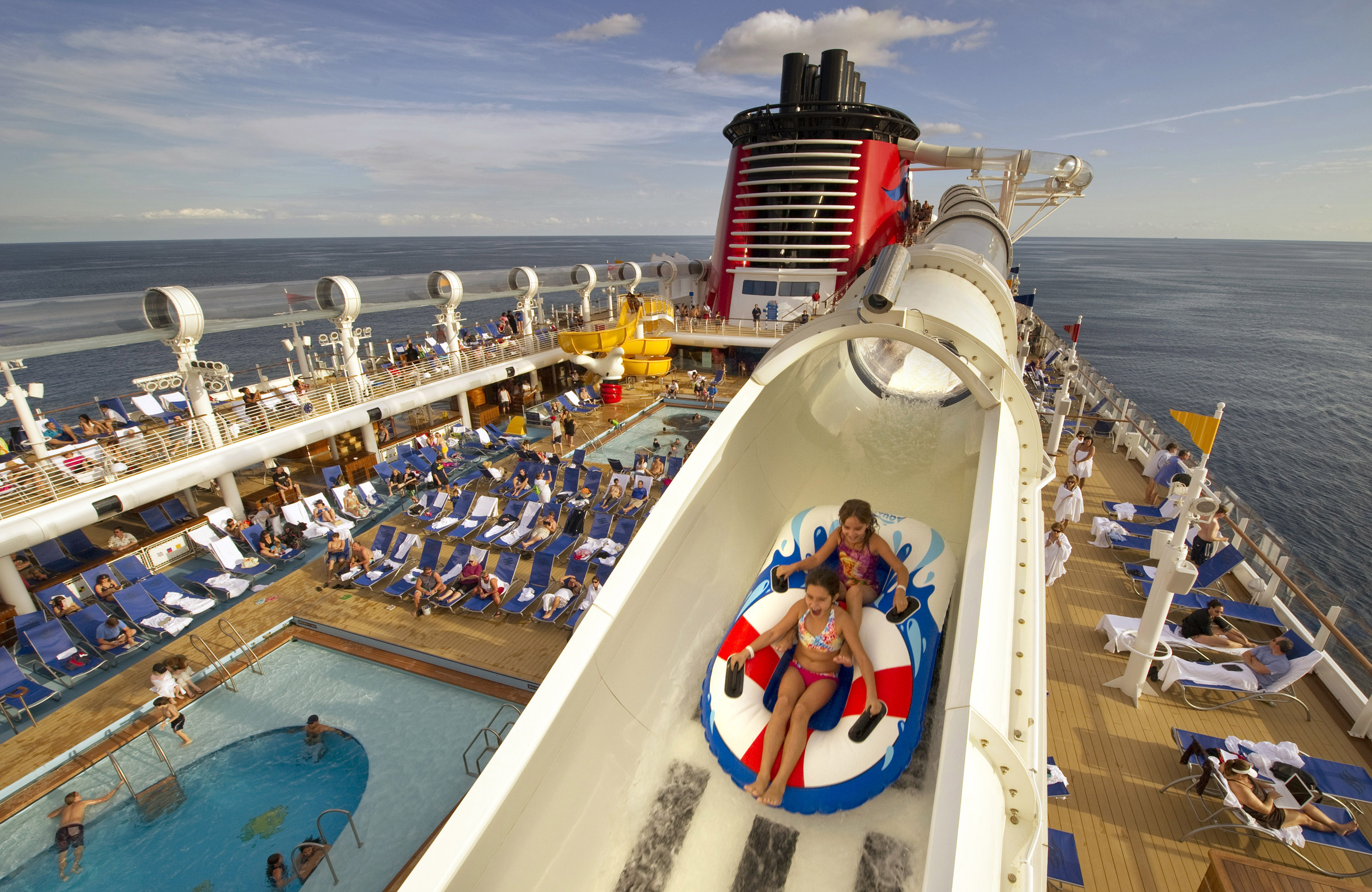 Disney Fantasy Cruise Ship Profile