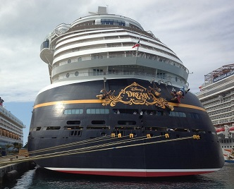 Disney Dream Cruise Ship Profile - The dream cruise ship disney