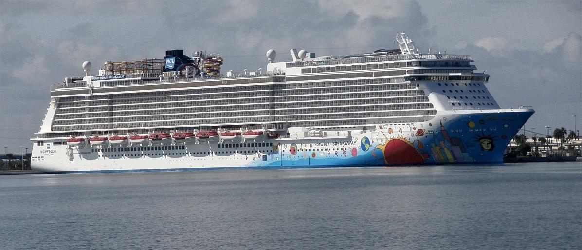 About The Norwegian Breakaway Cruise Ship