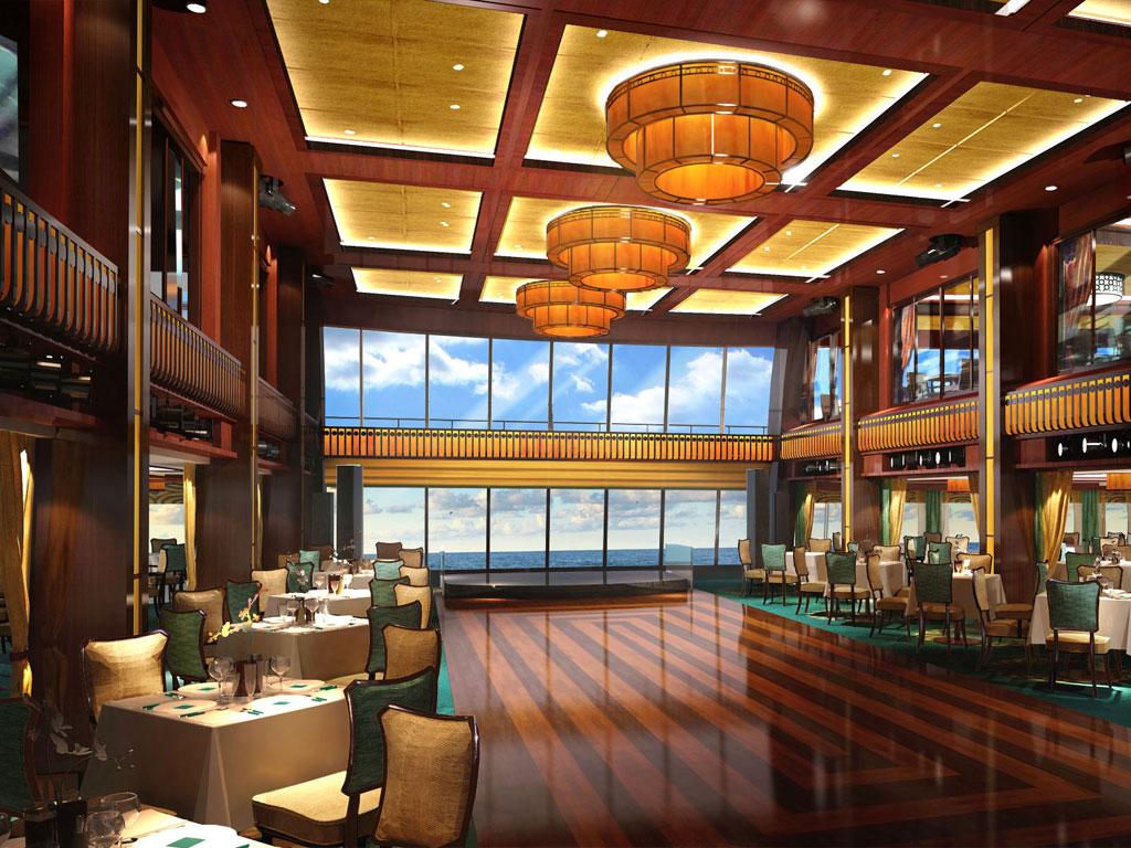 Norwegian Breakaway Cruise Ship Dining Venues