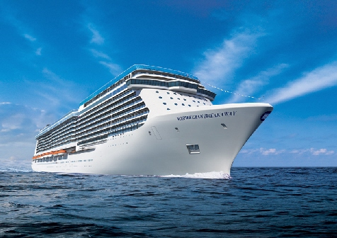 Norwegian Breakaway Cruise Ship Profile