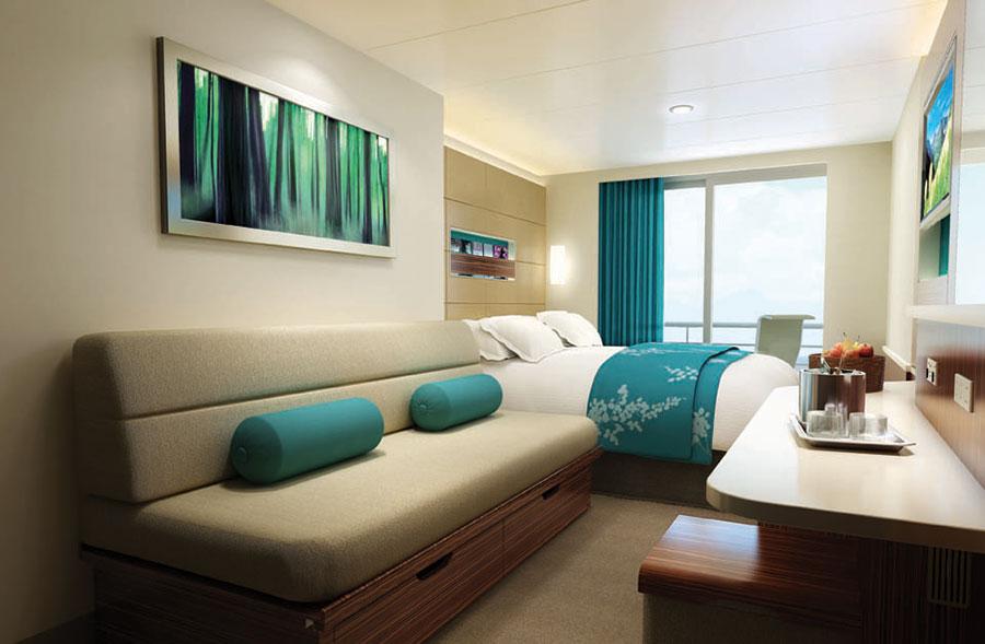Norwegian Breakaway Cruise Ship Accommodations