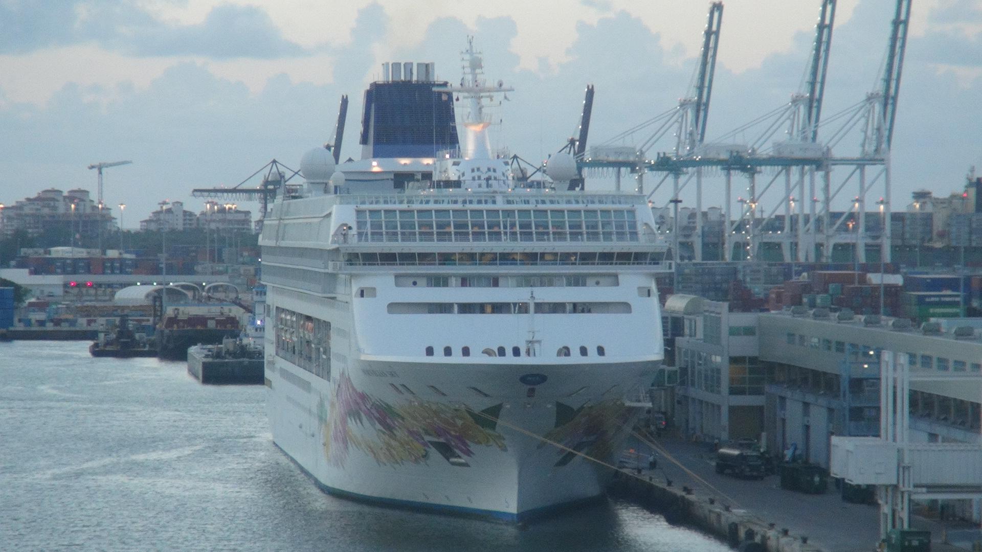 Norwegian Sky Cruise Ship Profile