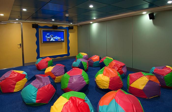 Norwegian Cruise Line Children S Programs