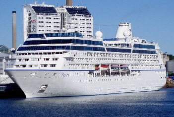 Oceania Cruise Line Overview - Oceana cruise lines