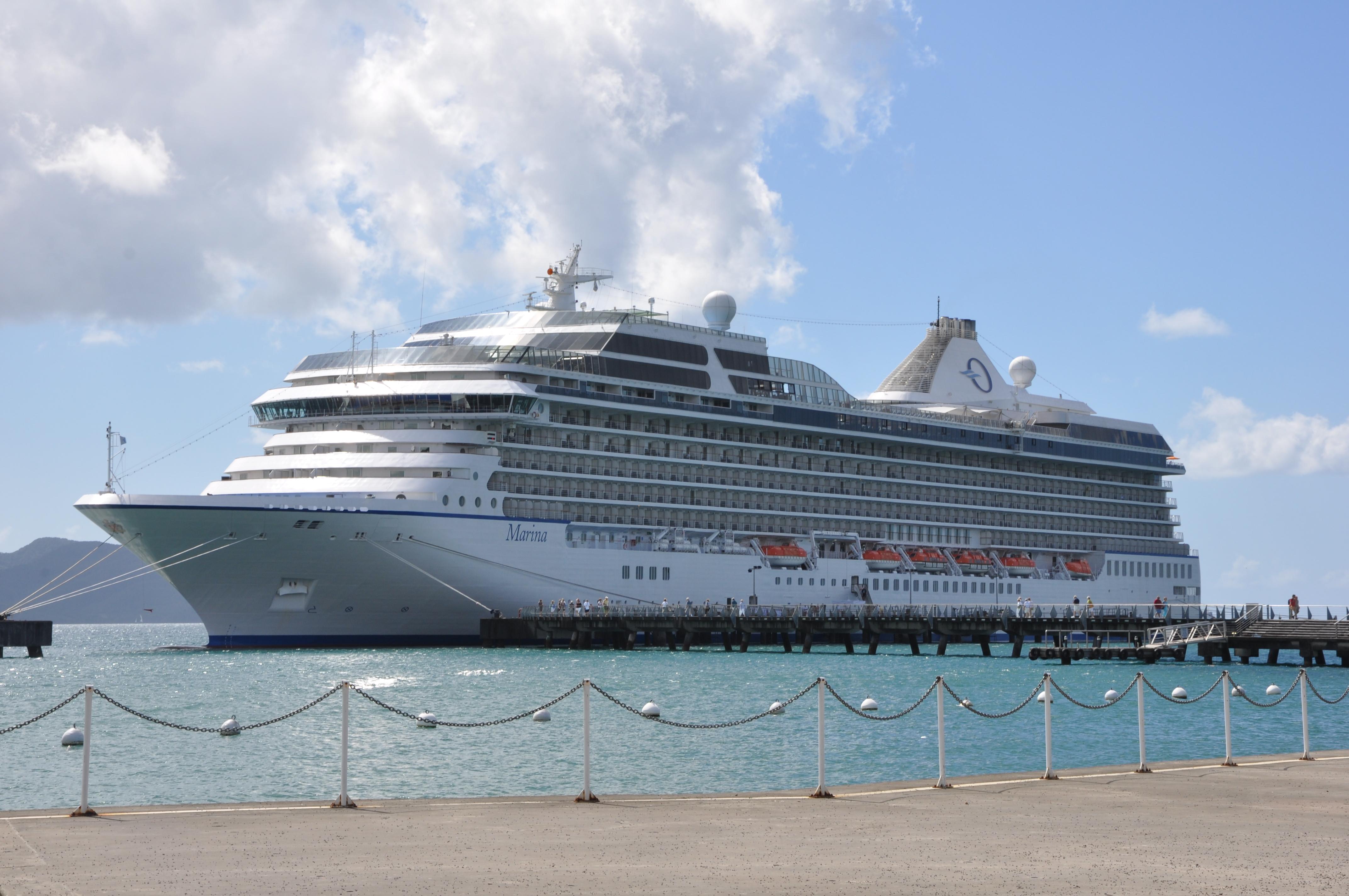 Oceania Marina Cruise Ship Profile