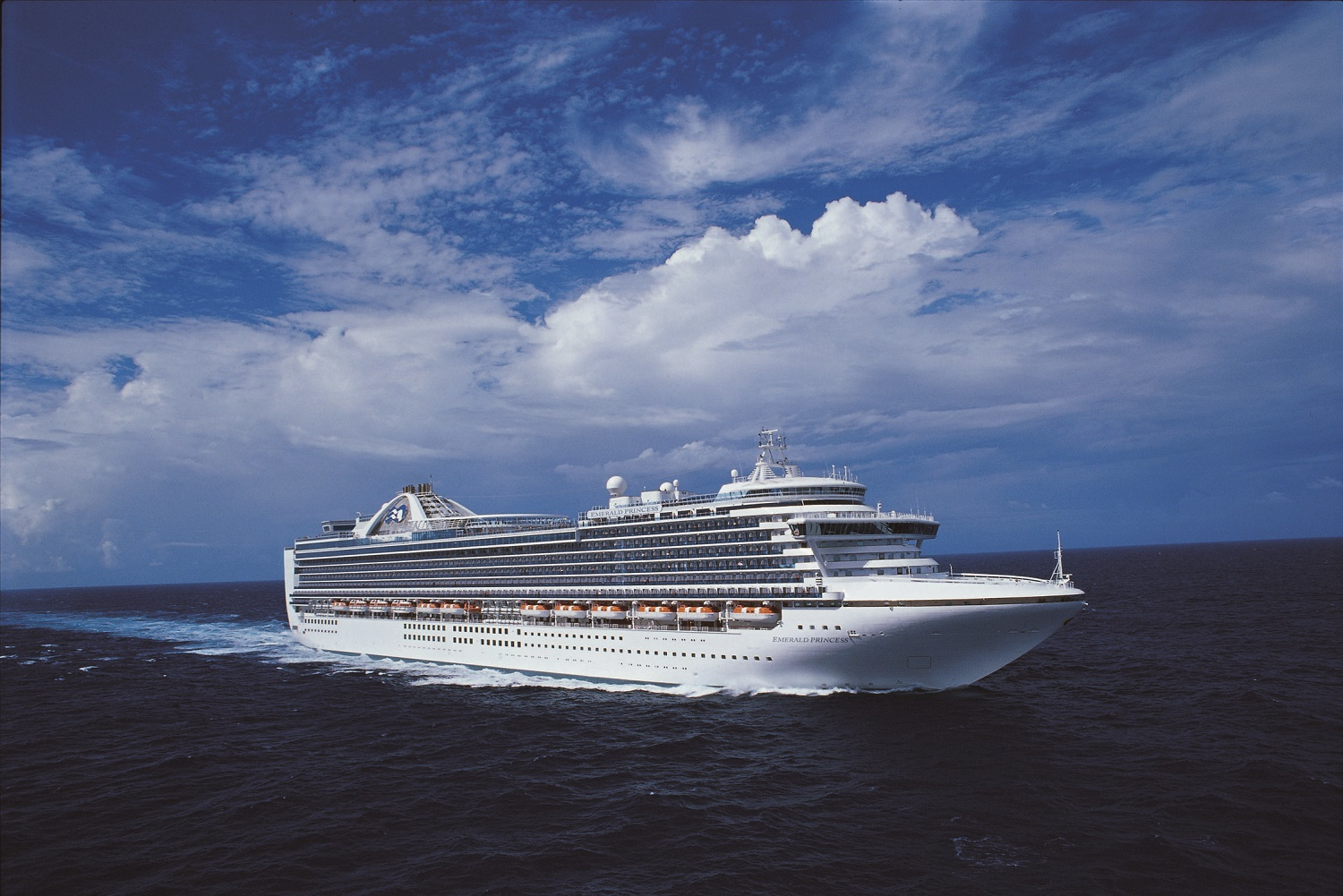 Emerald Princess Cruise Ship Profile - Emerald princess casino