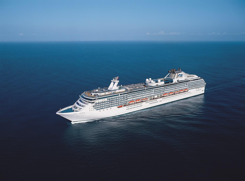 Ocean princess cruise ship profile ocean princess baanklon Gallery
