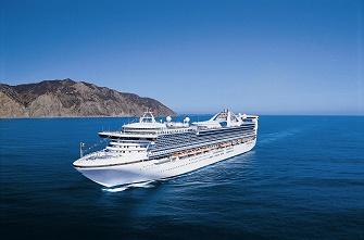 Star Princess Cruise Ship Profile