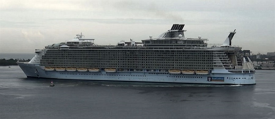 Allure Of The Seas Cruise Ship Profile