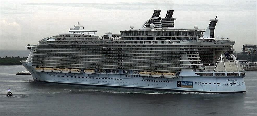 Oasis Of The Seas Cruise Ship Profile