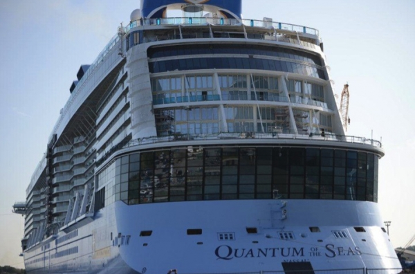 Quantum Of The Seas Cruise Ship Profile - What is aft on a cruise ship
