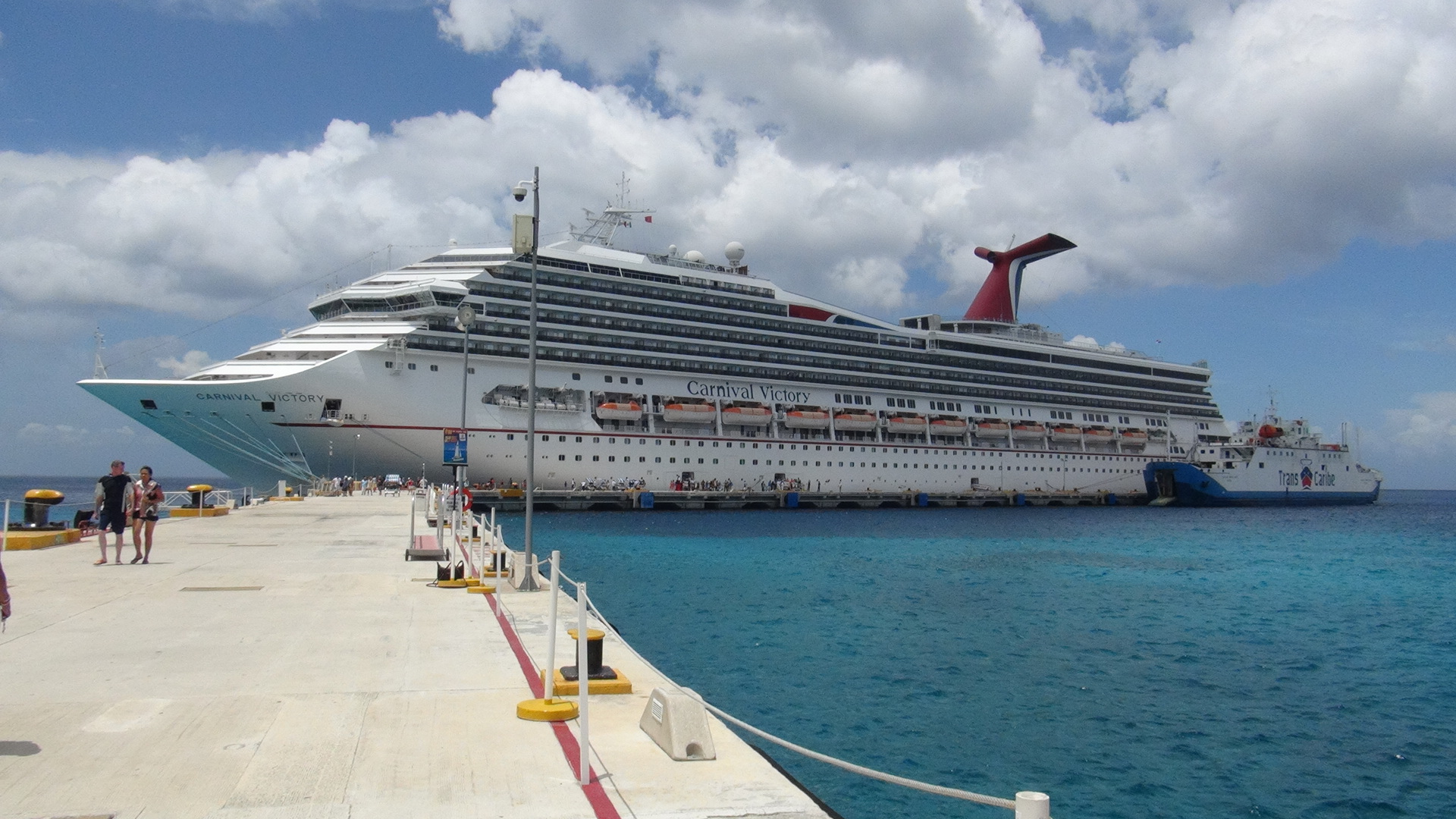 Carnival Victory Cruise Ship Review